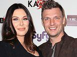 Nick Carter announces wife Lauren Kitt has given birth to third child