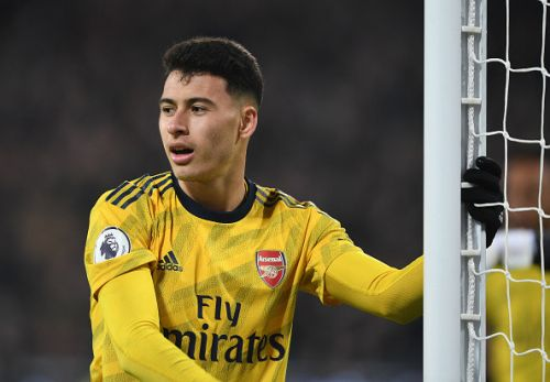 Mikel Arteta reveals what 'surprised' him about Arsenal ace Gabriel Martinelli