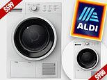 Aldi launches a $599 dryer that is VERY similar expensive luxury versions