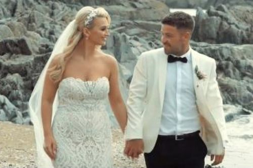 Scots bride 'shocked' at fame in Caribbean after wedding used in music video