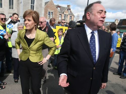 Explained: The Alex Salmond And Nicola Sturgeon Row - And How It Could Damage The SNP