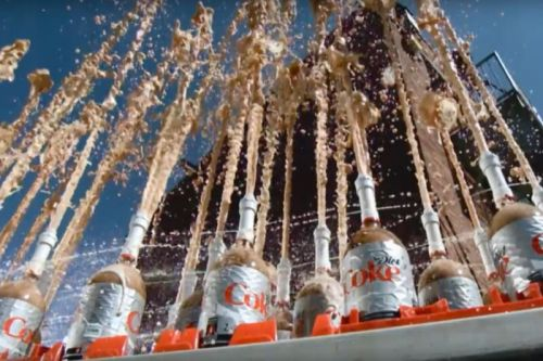 """We now know the effect of altitude on classic """"Diet Coke and Mentos"""" fountain"""