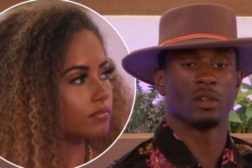 Love Island fans turn on Ovie Soko over 's*** advice' to Amber Gill