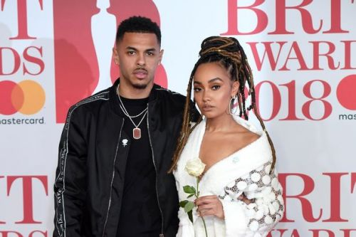 Little Mix's Leigh-Anne Pinnock gets engaged to Andre Gray on fourth anniversary