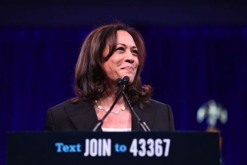 Joe Biden selects California senator Kamala Harris as presidential running mate