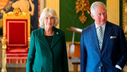 Charles and Camilla's £71k bill for private flights to Northern Ireland a 'scandalous' abuse of the public's cash