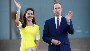 Why Prince William teased Kate Middleton about her popular yellow dress