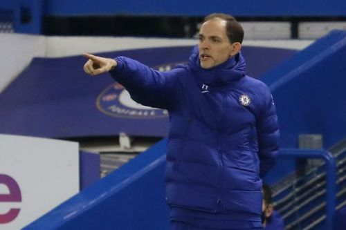 Thomas Tuchel outlines his expectations to Chelsea players after draw vs Wolves
