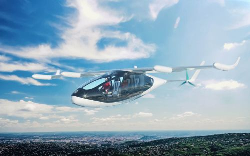 'Flying taxis' could become a reality - if the public says it wants them