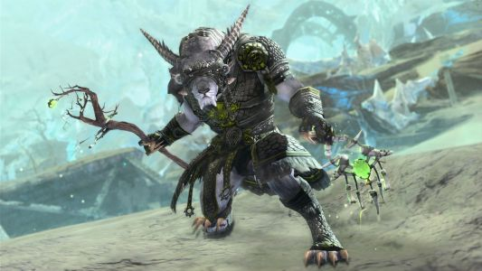 Guild Wars 2's new episode lets you pinch a car and harpoon a colossal tank to bits