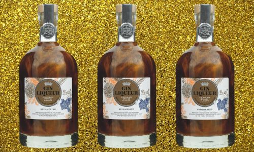Morrisons has launched a glittery chocolate orange gin for Christmas and it's only £10