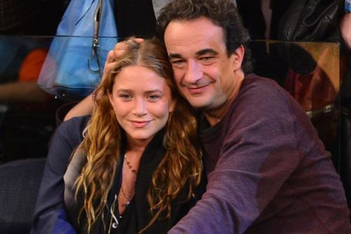 Olivier Sarkozy 'moved ex-wife' into mansion 'the moment' Mary-Kate Olsen left