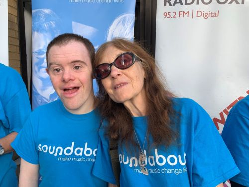 My son has Down's syndrome and loves to sing, but he was excluded from choirs for years