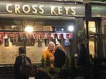 BBC star James May ignores official Government advice on coronavirus to enjoy a cosy pint at the pub