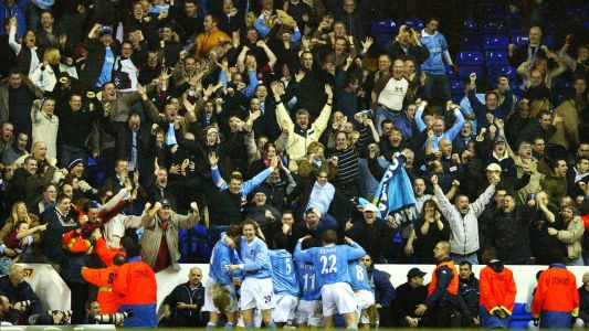 Greatest Games: Ten man City stun complacent Spurs in FA Cup classic