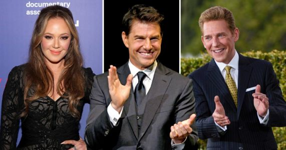 Leah Remini claims Tom Cruise has 'morphed' into Scientology leader David Miscavige