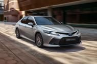 Updated Toyota Camry on sale from £32,260