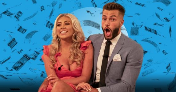 Love Island's Paige Turley and Finley Tapp set to make millions after winning series