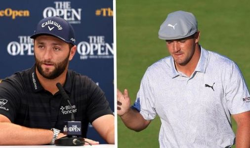 John Rahm and Bryson De Chambeau out of Olympics after positive Covid tests