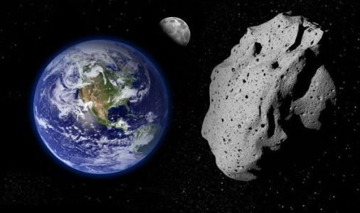NASA asteroid tracker: An asteroid will pass closer than the Moon TONIGHT at 12,000MPH