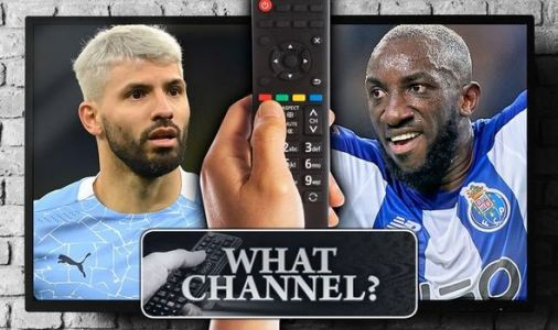 What channel is Man City vs Porto on? TV, live stream, kick-off for Champions League game