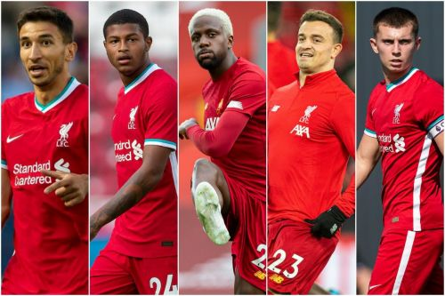 14 players Liverpool are looking to offload in final fortnight of transfer window
