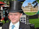 Downton Abbey heir is reassured he won't lose his bedroom after estate is advertised on Airbnb