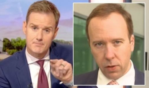 BBC Breakfast viewers outraged by 'car crash' Hancock and Walker interview: 'Embarrassing'
