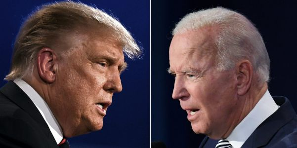 A striking new poll out of Texas shows Biden tied with Trump in a state that's been a GOP mainstay since 1976