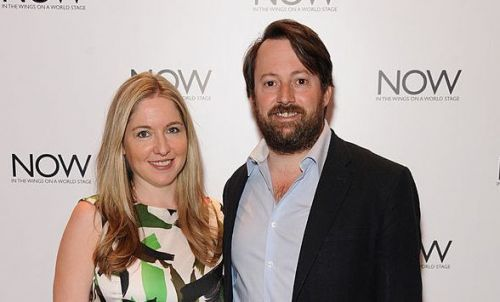 Peep Show's David Mitchell and wife Victoria 'sign up for Celebrity Gogglebox'