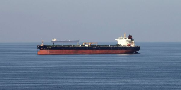 Iran says it seized a 'foreign vessel' smuggling a million liters of fuel in the Strait of Hormuz