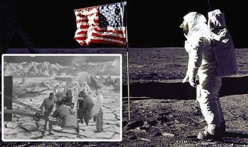 'Let the footage speak for itself!' How film producer exposed lost Moon landing videos