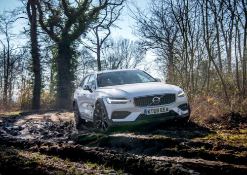 Review: Volvo V60 Cross Country Plus
