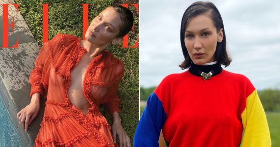 Bella Hadid shares fears over her black friends 'not feeling accepted' by fashion industry