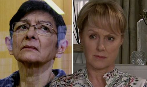 Coronation Street spoilers: Sally Metcalfe drops huge bombshell in court to 'save' Yasmeen