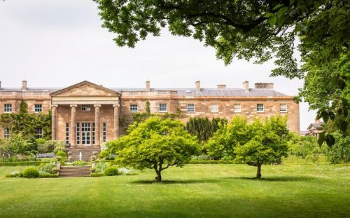 How Hillsborough Castle is backing business