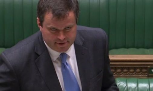 SNP jibe sparks laughter in House of Commons as Tory takes swipe at Scottish 'separatists'
