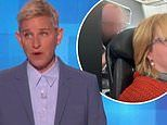 Ellen DeGeneres gives her opinion on viral fight between American Airlines passengers