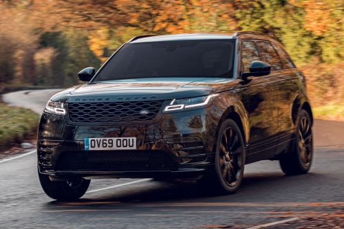 Limited run Range Rover Velar R-Dynamic Black launched