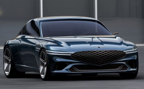 Handsome Genesis X electric concept takes aim at Audi e-tron GT, Tesla Model S
