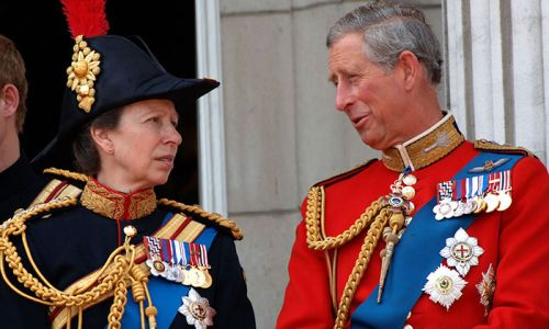 Prince Charles celebrates Princess Anne's birthday with incredible photos