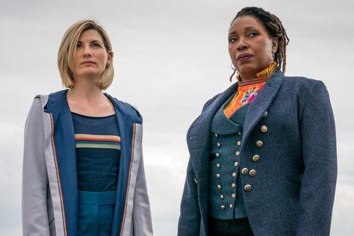 Doctor Who: is Jo Martin's new Doctor the Timeless Child?