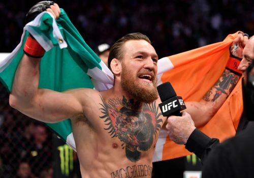 Conor McGregor calls on Irish military to enforce 'true lockdown' amid coronavirus pandemic