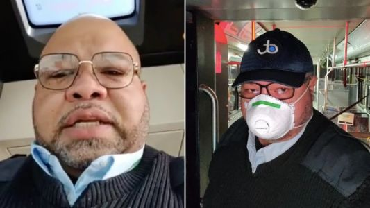 Bus driver dies of coronavirus after passenger coughed on him five times without covering her mouth