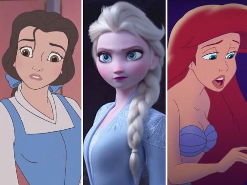 All of Disney's animated princess movies, ranked by audiences