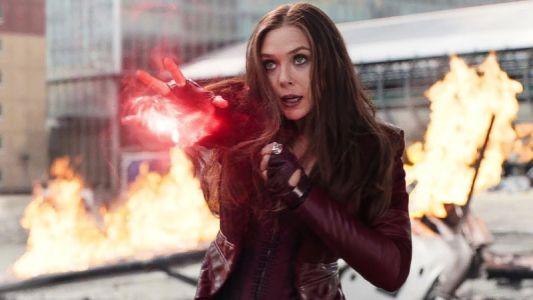 Scarlet Witch Will Finally Get Her Big Title in WandaVision