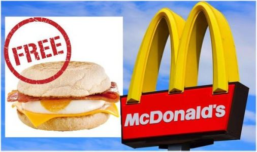 McDonald's: Fast-food giant is giving away 'free' McMuffins this weekend- how to get yours