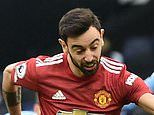 Bruno Fernandes warns Manchester City that title race is not yet over after scoring for United
