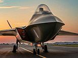 RAF plans £100m fighter jet that can fly at more than 4,000mph