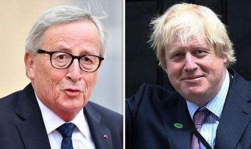 Boris Johnson promises 'huge progress' in EU Brexit deal as he readies to tackle Juncker